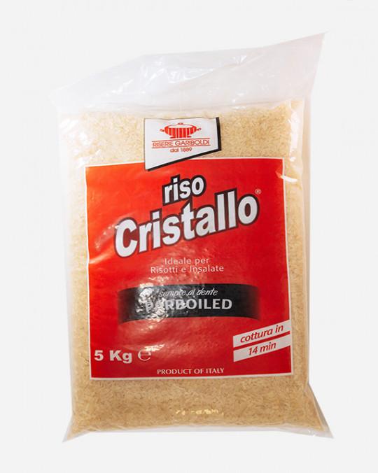 Parboiled Rice Ribe 5kg