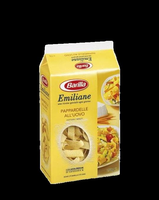 Egge Pappardelle Uova Barilla 20x250gr