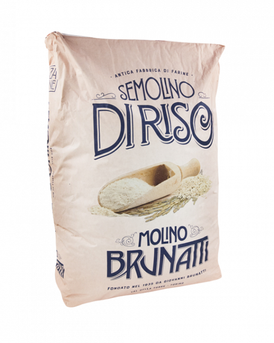 Rice Flour Semolino di Riso 25kg