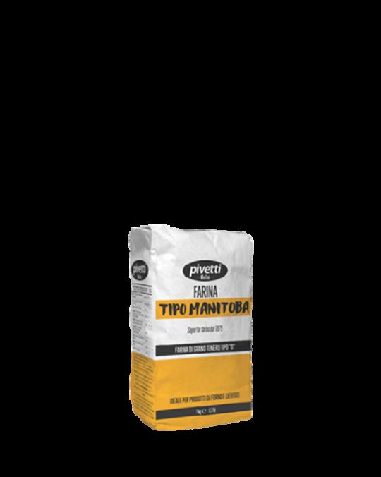 Manitoba Flour Pivetti 10x1kg