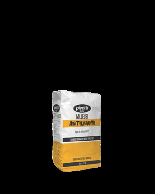 00 All Purpose Flour Farina Tipo 00 Pivetti 10x1kg