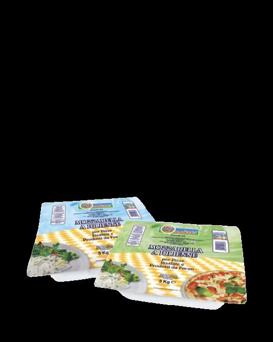 Shredded Mozzarella Tamburro 3kg