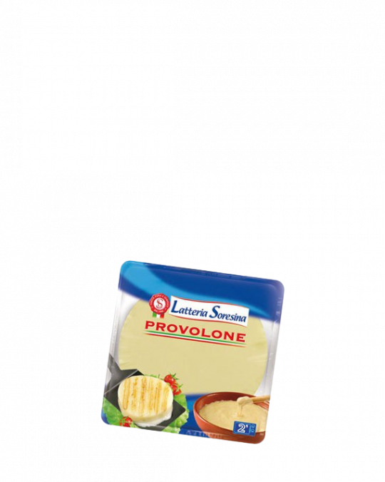 Mild Provolone Dolce Grill Slice 12x200gr