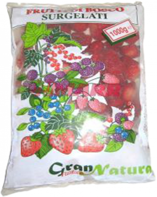 Fruit of the Forest Futti di Bosco 1kg