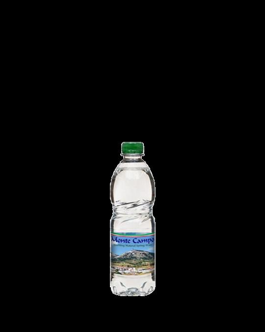 Monte Campo/ CeLic Natural Water Plastic 24x50cl