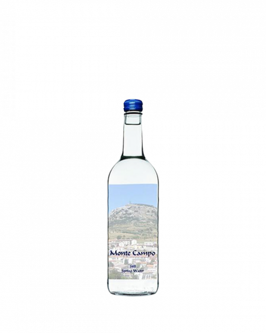 Monte Campo Natural Water Glass 24x50cl