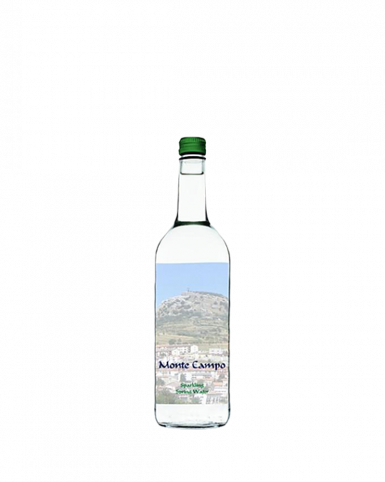 Monte Campo Sparkling Water Glass 24 x 500ml