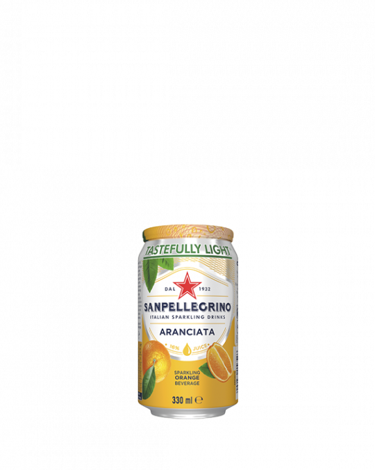 Orange San Pellegrino 24 x 33Cl