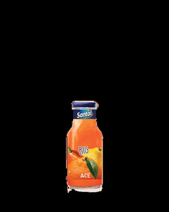 Orange, Carrot, Lemon Ace Santal 24x25cl