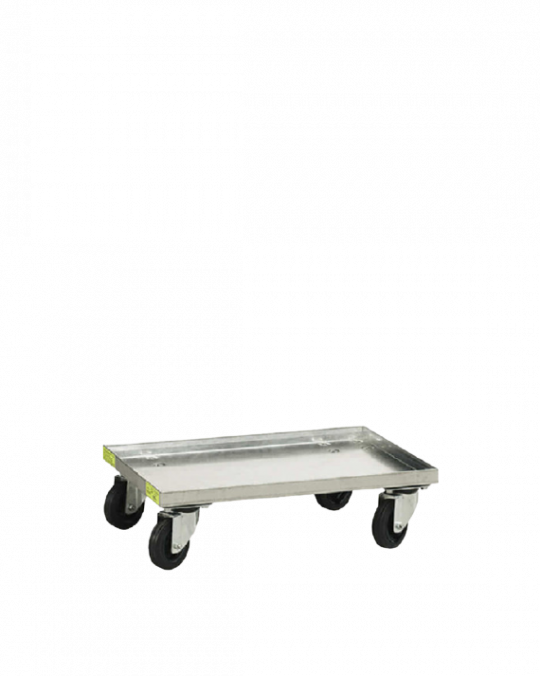 Container Trolley ' Gi Metal' 1Pc