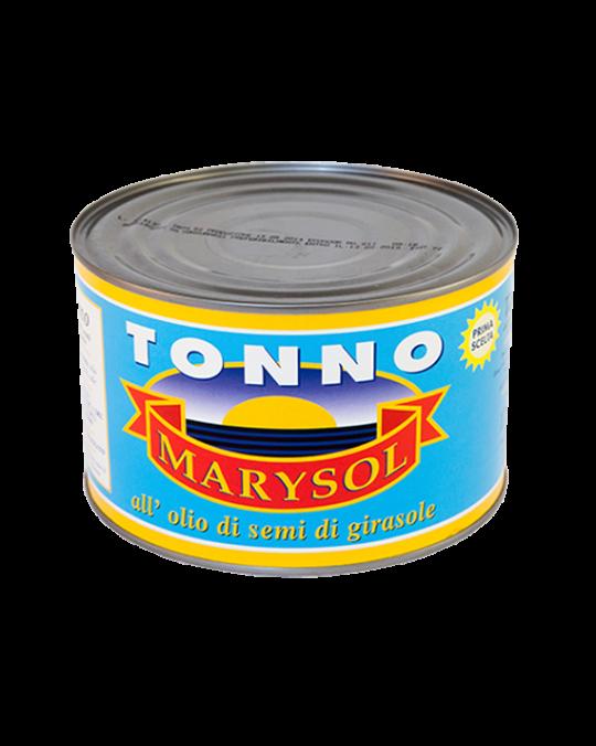 Marysol Tonno Tuna In Sunflower Oil 1730gr