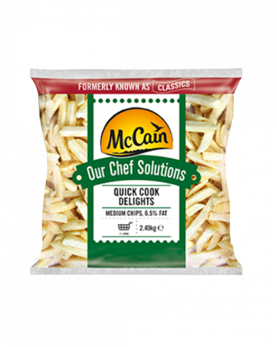 French Fries McCains 6x2.49kg