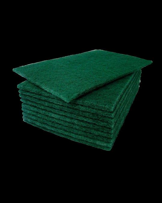 Green Scourers x10