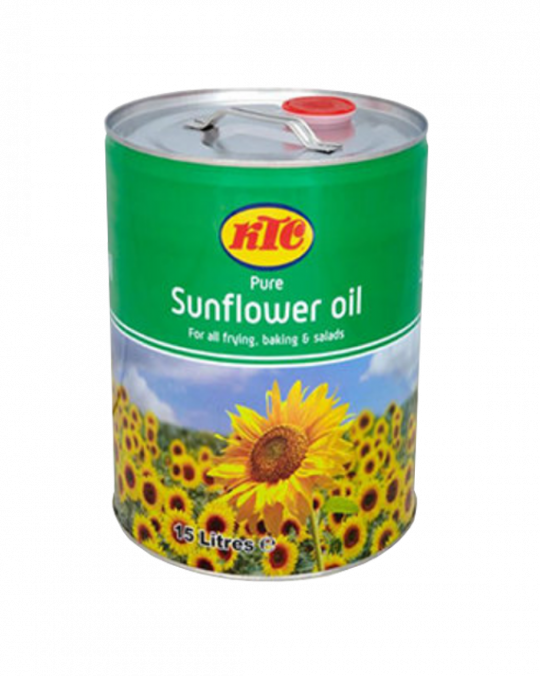Sunflower Oil 15Lt