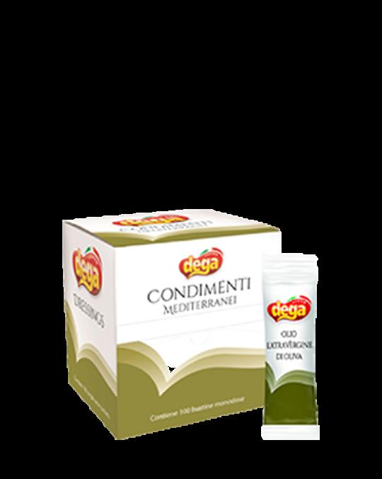 Extra Virgin Olive Oil Sachets Dega 100x10ml