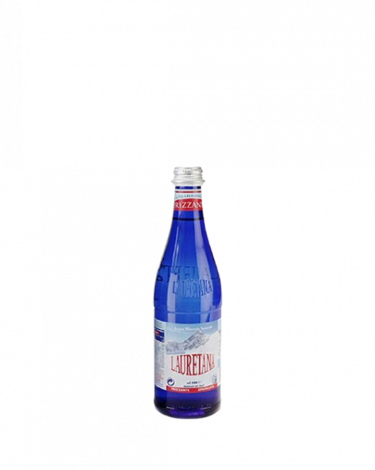 Lauretana Sparkling Water Glass 20 x 500ml