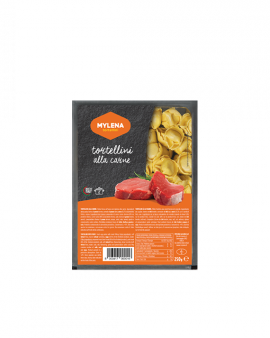 Meat Tortellini Carne Mylena 24x250gr