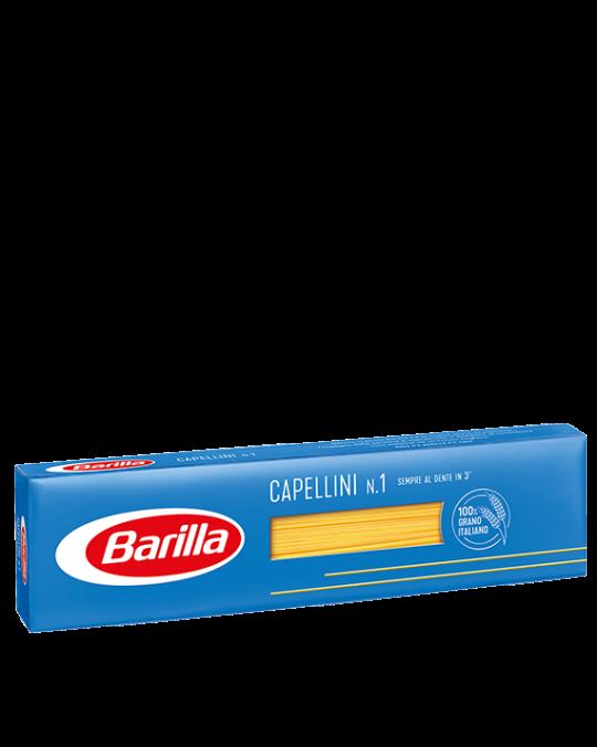 Capellini No. 1 Barilla 24x500gr