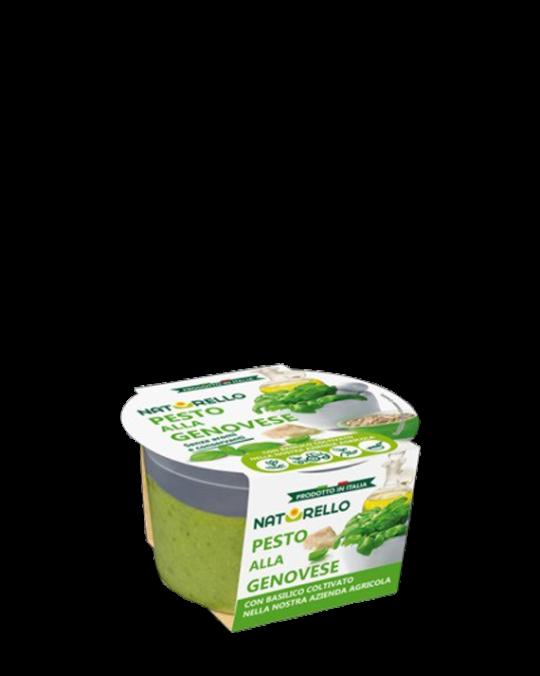 Fresh Pesto Genovese Naturello 6x140g