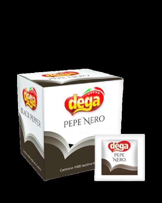 Black Pepper Sachets Dega 1000x2gr
