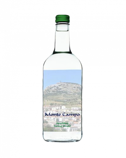 Monte Campo Sparkling Water 12 x 1lt