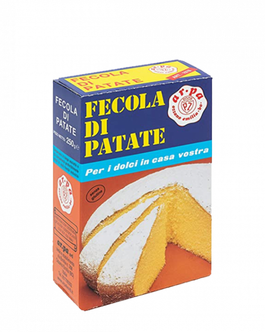 Potato Flakes Fecola Di Patata 1kg
