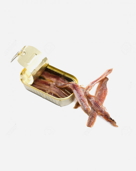 Anchovy Fillets In Oil 50gr