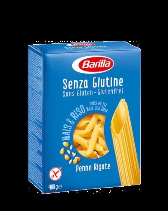 Gluten Free Penne Rigate Barilla 12x400gr