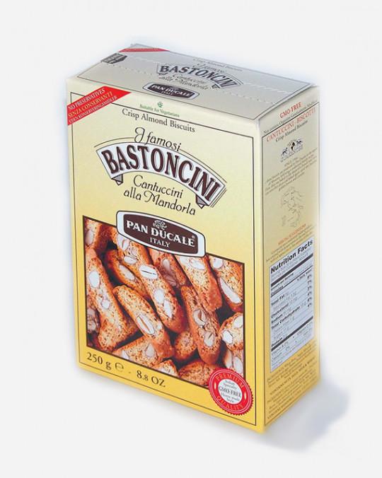 Bastoncini Cantuccini Mandorla - Almond Panducale 12x250gr