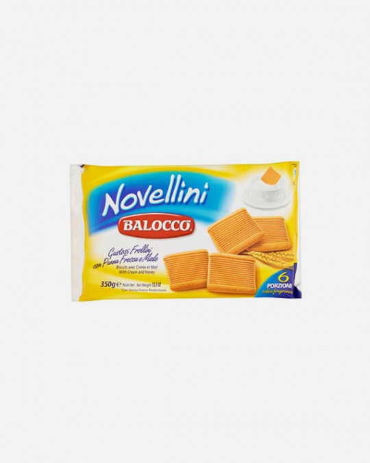 Novellini Biscuits Balocco 10 x 350gr