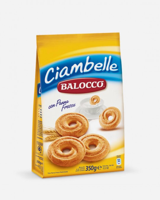 Ciambelle Biscuits Balocco 12 x 350gr