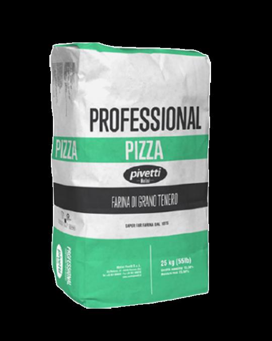 Farina 00 Margherita - Pizza Verde Pivetti 25kg