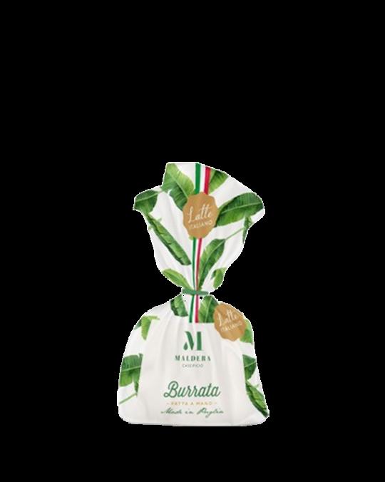 Burrata Con Testa in Carta Maldera 500gr