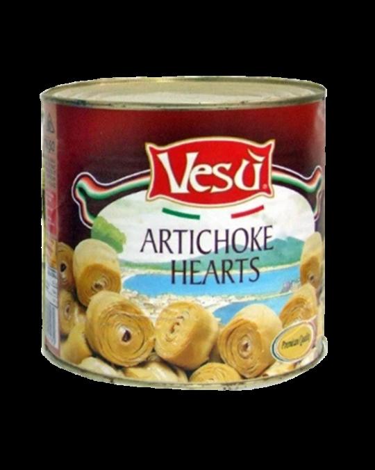 Artichoke Hearts Bella Rosa 6x3kg
