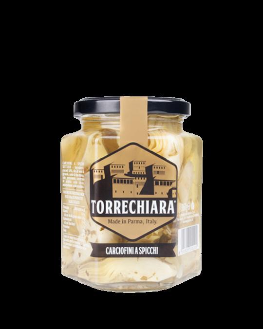 Artichoke Pieces Carciofini a Spicchi Torrechiara 6x280gr