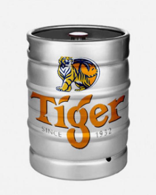 Tiger Beer Keg 30L
