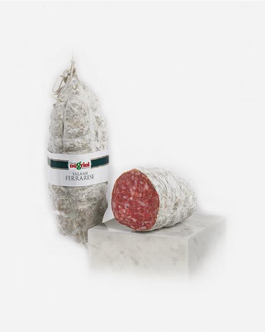 Salame Zia Ferrarese Negrini 1.6kg