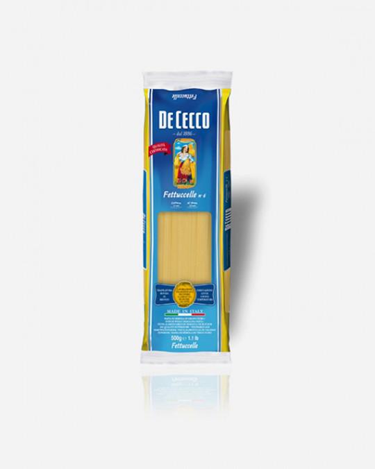 Fettuccelle De Cecco 24x500gr