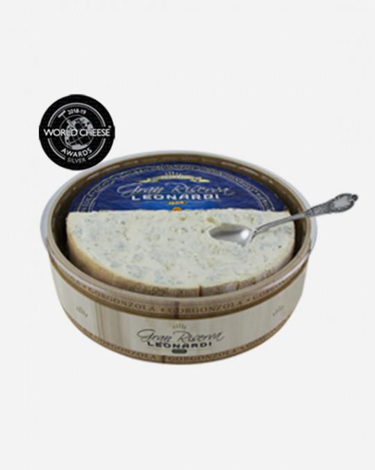 Gorgonzola Cremoso D.O.P. 1/8 Gran Riserva Leonardi 1.5kg