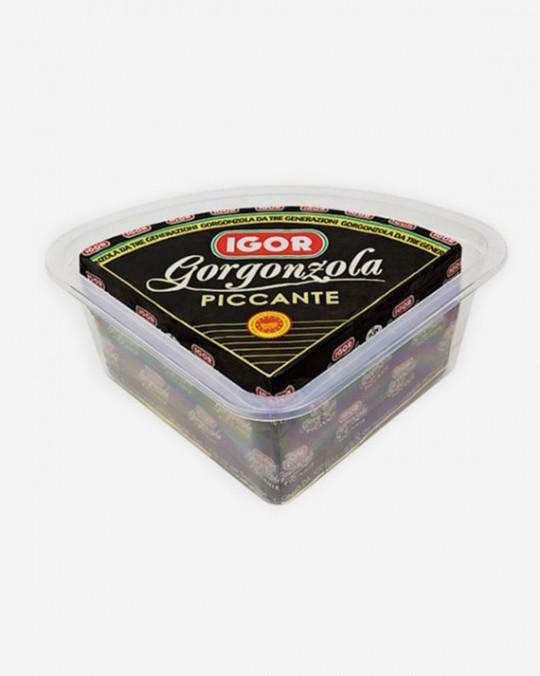 Gorgonzola Piccante D.O.P. 1/8 Igor 1.5kg