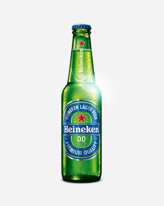Heineken 0.0% 24x33cl Alcohol Free Beer
