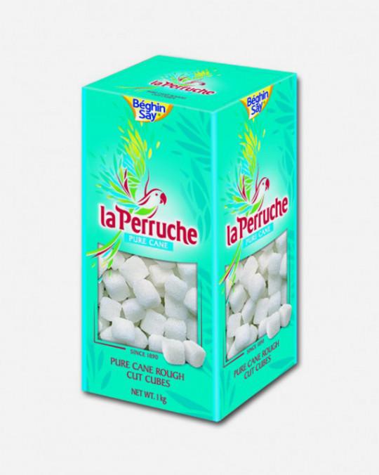 Rough White Sugar Perruche 8x500gr