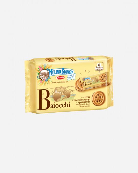 Baiocchi Snack Mulino Bianco 10x336gr