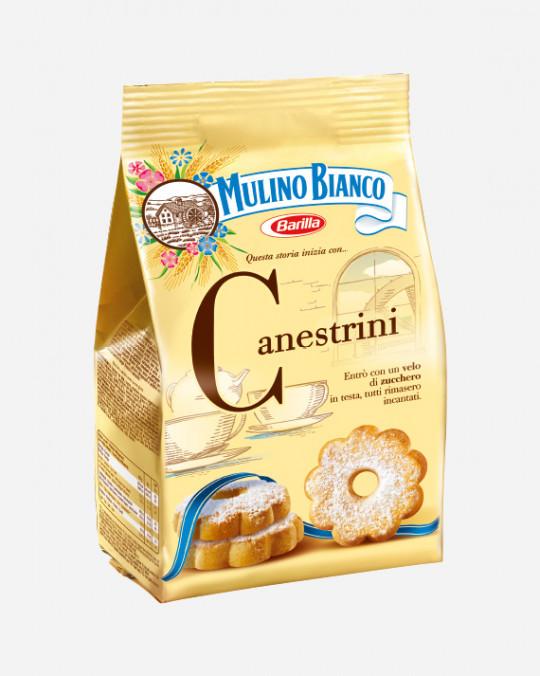 Canestrini Mulino Bianco 10x200gr