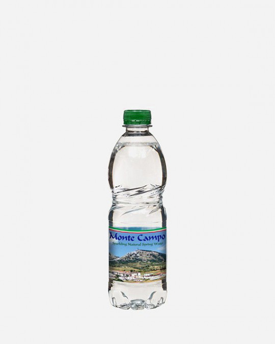 Monte Campo / CeLic Sparkling Water Plastic 24x50cl