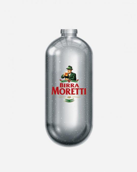 Birra Moretti 4.6% * Brewlock* Keg 20L