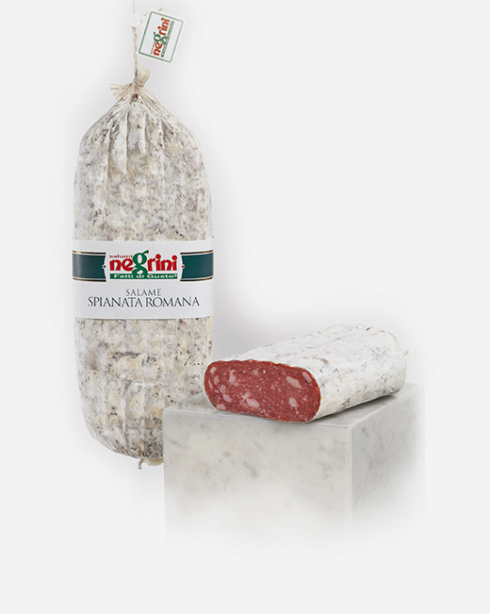 Salame Spianata Romana Negrini 2kg