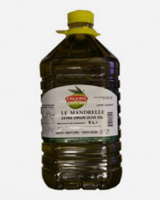 Extra Virgin Olive Oil le Mandrelle 5L