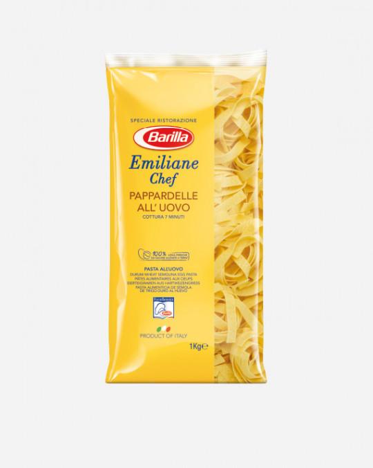 Pappardelle No.226 Emiliana Chef Barilla 6x1kg