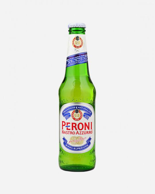Peroni Nastro Azzurro 5.1% Bottle 24x33cl